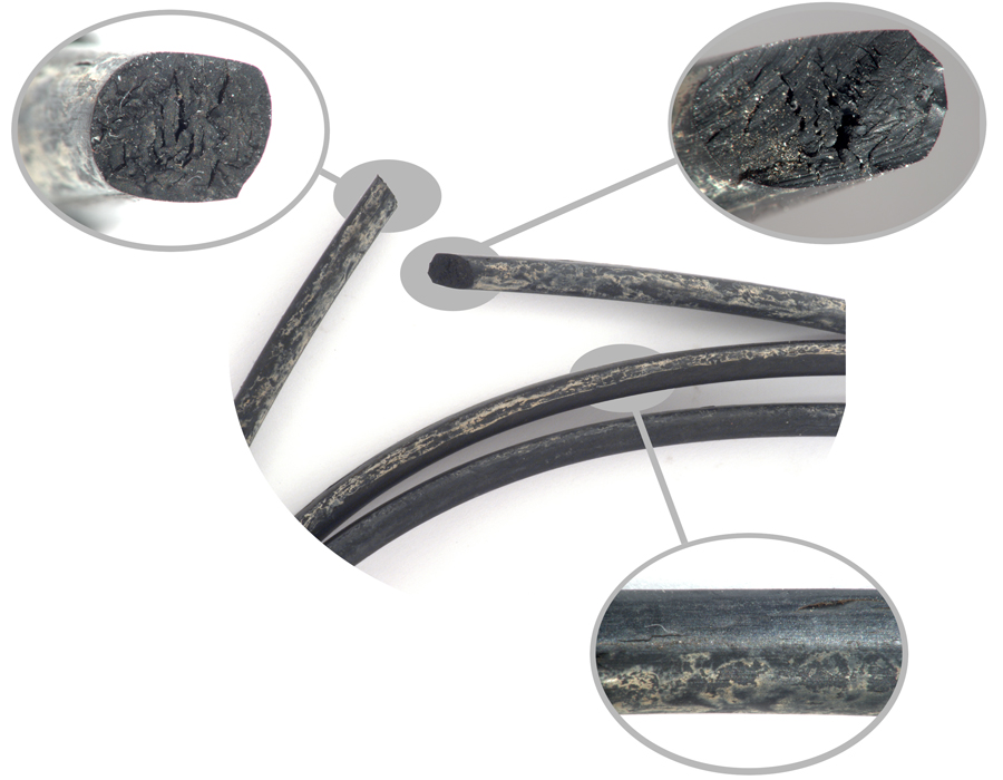 Damaged O Rings